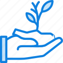 plant, garden, give, nature, farming, agriculture icon