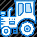 agriculture, farming, garden, nature, tractor