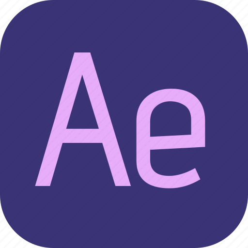 adobe, after, document, effects, extension, file icon