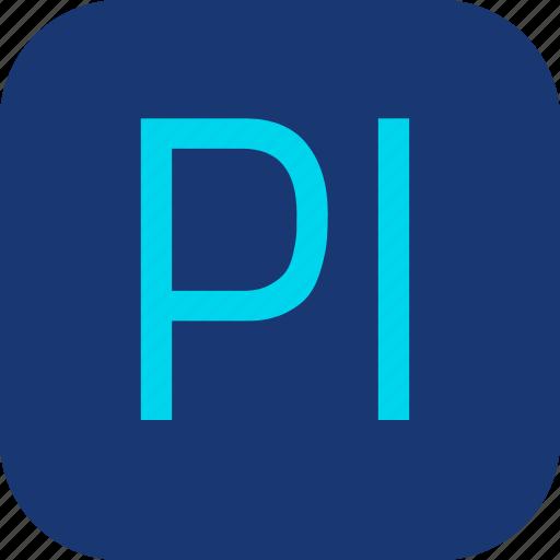 adobe, document, extension, file, prelude icon