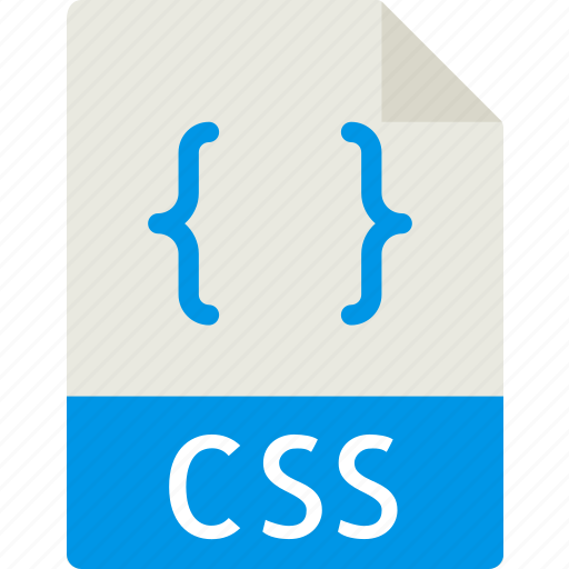 css, data, document, extension, file icon