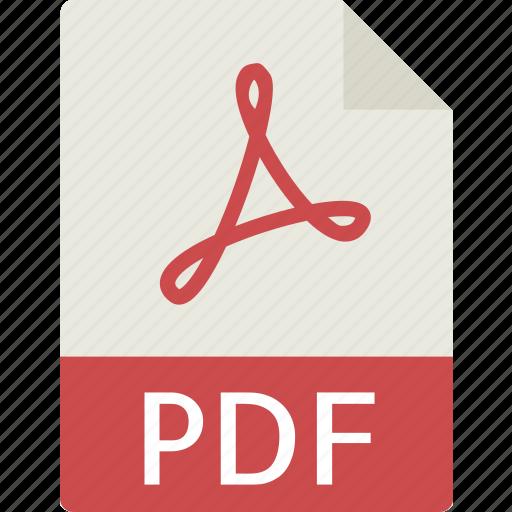 pdf, pdf document, pdf file icon