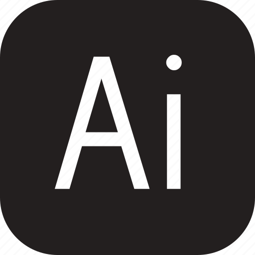 adobe, data, document, extension, illustrator icon
