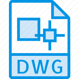 data, document, dwg, extension, file icon