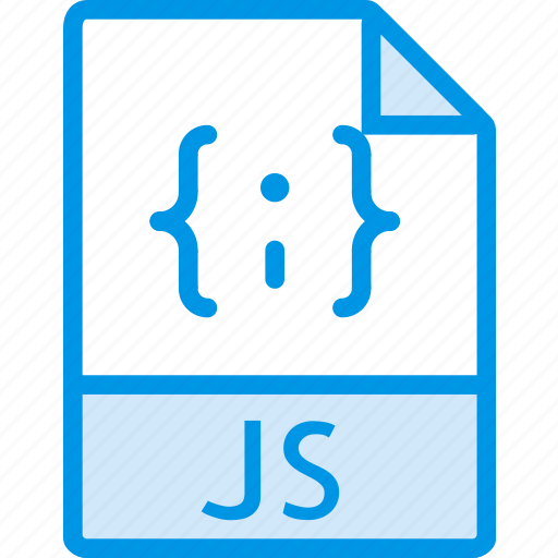 data, document, extension, file, js icon
