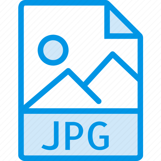 data, document, extension, file, jpg icon