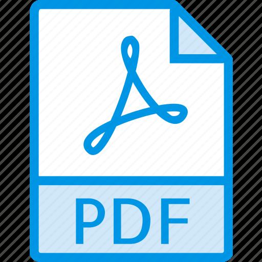 data, document, extension, file, pdf icon