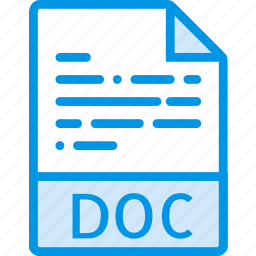 data, doc, document, extension, file icon
