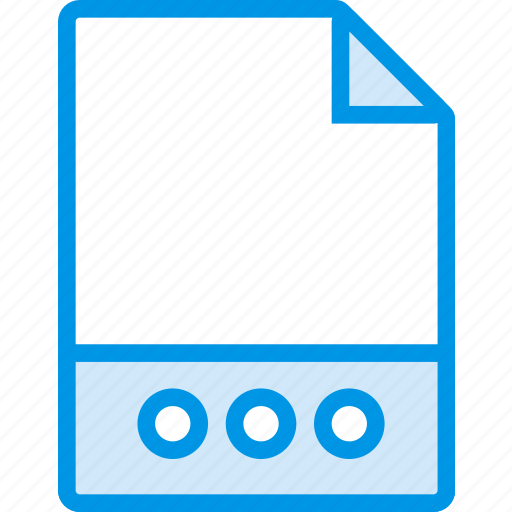 data, document, extension, files, more icon