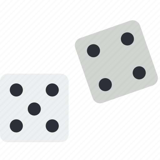 dices, game, gaming, play icon