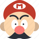 game, gaming, mario, moustache, play, plumber