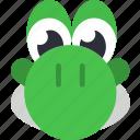 dinosaur, game, yoshi, play, gaming