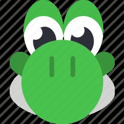 dinosaur, game, gaming, play, yoshi icon