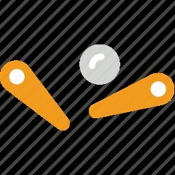 arcade, game, gaming, pinball, play icon