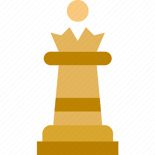 chess, game, gaming, play, queen icon