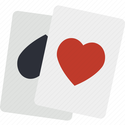 cards, gamble, game, gaming, play, poker icon