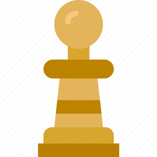 chess, game, gaming, pawn, play icon