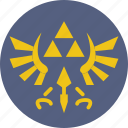 game, gaming, play, triforce, zelda