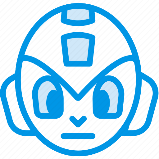 game, gaming, megaman, nintendo, play icon