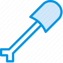 dig, game, gaming, minecraft, play, shovel icon