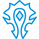 game, gaming, horde, orc, play, warcraft icon