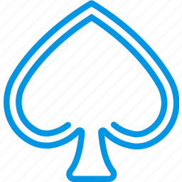 cards, game, gaming, play, poker, spades icon