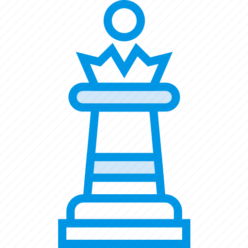 Chess, game, gaming, play, queen icon - Download on Iconfinder