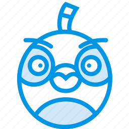 angry, birds, bomb, game, gaming, play icon