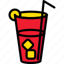 cocktail, cooking, food, gastronomy icon