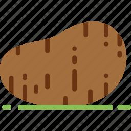 cooking, food, gastronomy, potato icon
