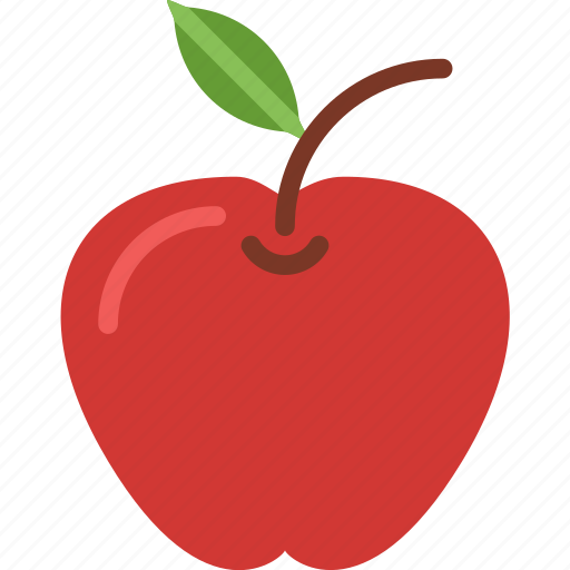 Food, gastronomy, cooking, apple icon - Download