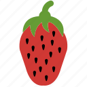 food, gastronomy, cooking, strawberry