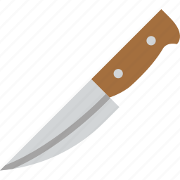 cooking, food, gastronomy, knife icon