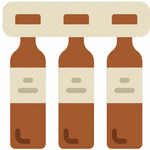 bottles, cooking, food, gastronomy, water icon