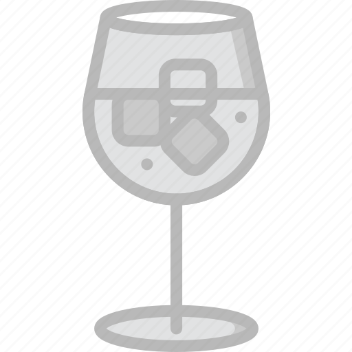brandy, cooking, food, gastronomy, glass icon