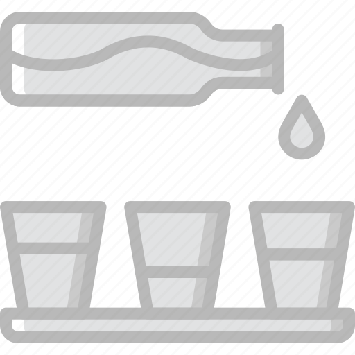 Food, gastronomy, cooking, water icon - Download