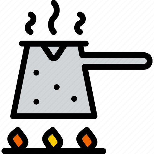 cooking, food, gastronomy, tea icon