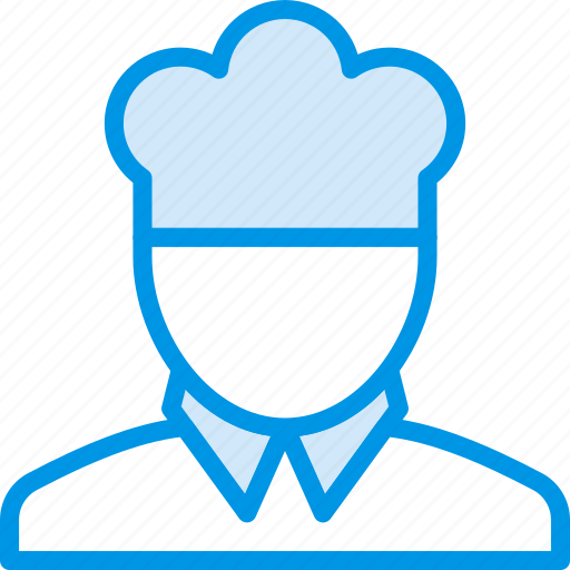 chef, cooking, food, gastronomy icon