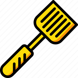 cooking, food, gastronomy, spatula icon