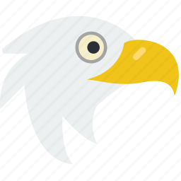 american, bird, celebration, eagle, festivity, holiday icon