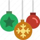 celebration, decorations, festivity, globe, holiday, tree icon