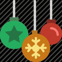 celebration, decorations, festivity, globe, holiday, tree icon