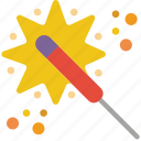 celebration, festivity, firecraker, firework, holiday icon