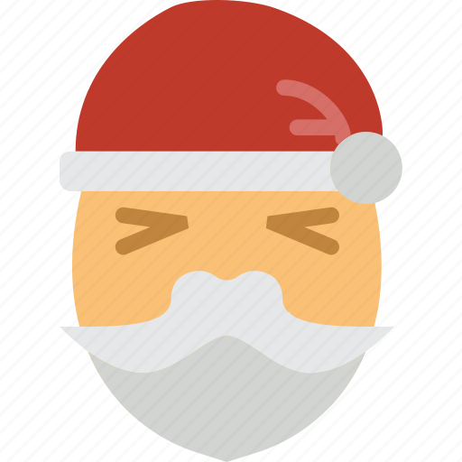 beard, celebration, christmas, festivity, holiday, santa icon
