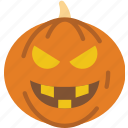 celebration, evil, festivity, halloween, holiday, pumpkin icon