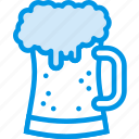 alcohol, beer, beverage, celebration, festivity, holiday, pint icon