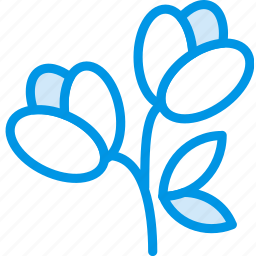 celebration, festivity, flower, holiday, snowbell, spring icon
