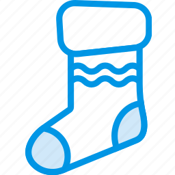 celebration, christmas, festivity, gift, holiday, sock icon