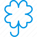 celebration, clover, festivity, holiday, ireland, luck icon