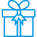 celebration, christmas, festivity, gift, holiday icon